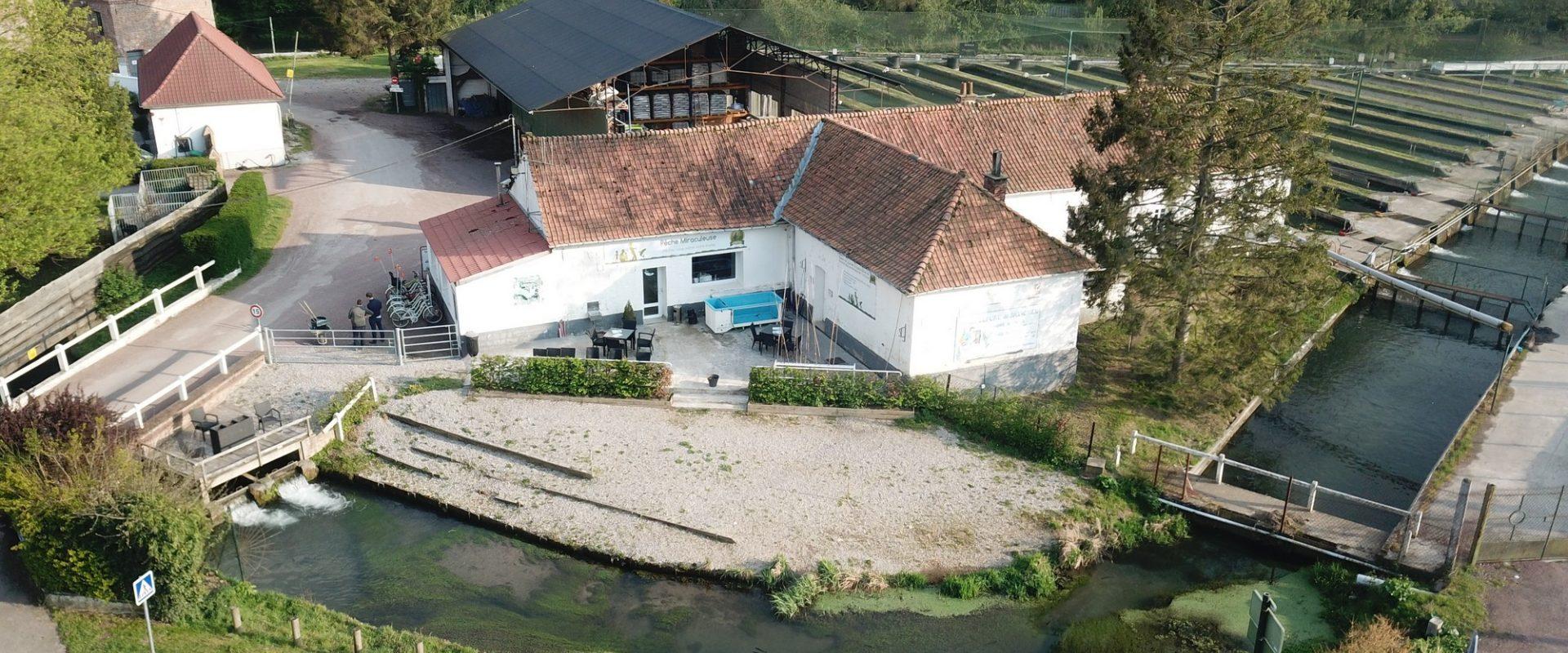 Pisciculture De Monchel : Dji 0189