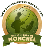 Pisciculture De Monchel : Logo